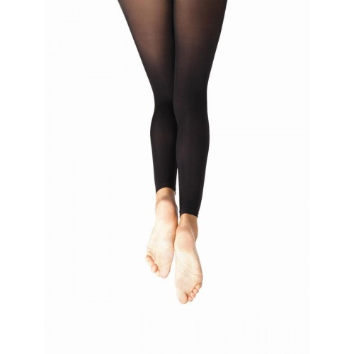Capezio Ultra Soft Footless Tights