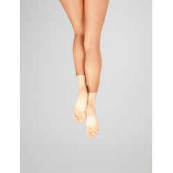 Capezio Adults Ultra Shimmery Footless Tights 1880