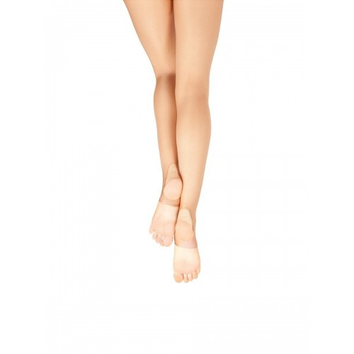 Capezio Ultra Shimmery Stirrup Tights