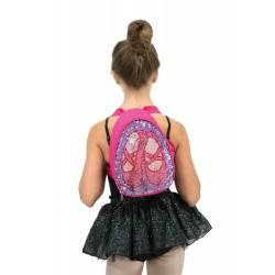 Capezio Reversible Glitter Backpack