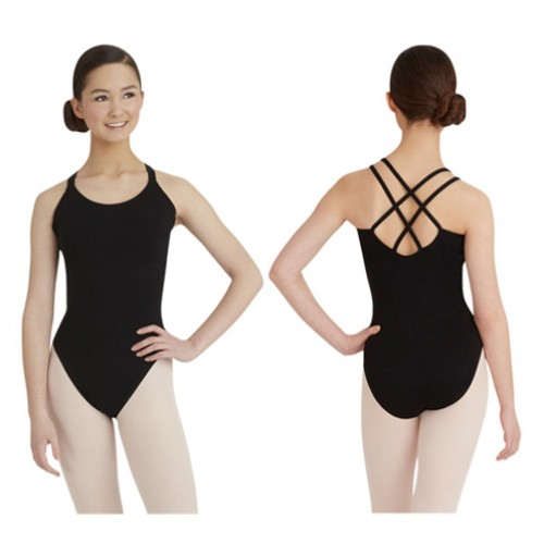 Capezio Double Strap Leotard - Ladies