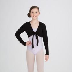 Capezio Classic Knits Crop-Tie Sweater CS300C