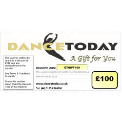 Gift Vouchers - £100
