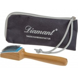 Diamant Shoe Brush & Case