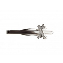 Diamant Stainless Steel Tie Clip