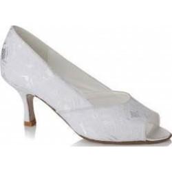 Freed of London Agatha Bridal Shoes