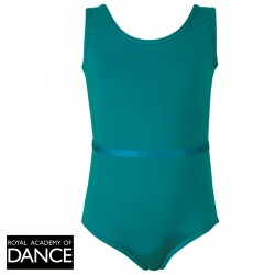 Freed Aimee Sleeveless Leotard (Size 00-2a)