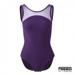 Freed Ava Leotard with Round Neck