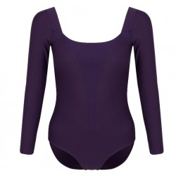 Freed Delia Square Neck Leotard
