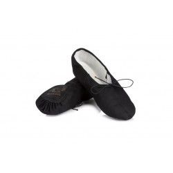 Freed Mens Top Spin Ballet Shoes - Canvas (Sizes 4-5½)