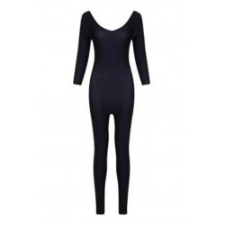 Freed Lauren Long Sleeved Stirrup Catsuit (Size 00-2a)