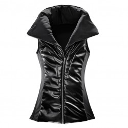 Freed Leather Odile Vest