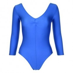 Freed Maria Long Sleeved Leotard (Size 3-5)