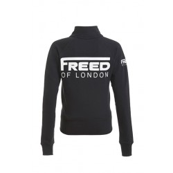 Freed Unisex Zip Up Sweatshirt