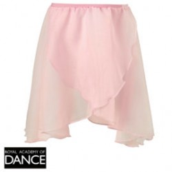 Freed Georgette Crossover Skirt