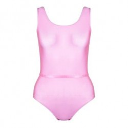 Freed Vest Leotard with Matching Belt (Adults)
