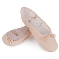 Freed Aspire Canvas Childrens Ballet Shoes
