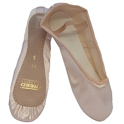 Freed Aspire Satin Ballet Shoes (Size 5s-5½)