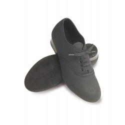 Roch Valley Canvas Oxford Shoes (Size 7L-8)