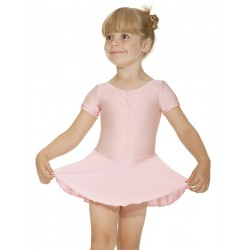 Roch Valley Short Sleeved Skirted Leotard (Size 0-3a)