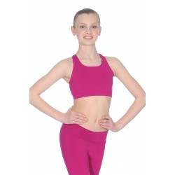 Roch Valley Motion Crop Top (Size 1-3a)