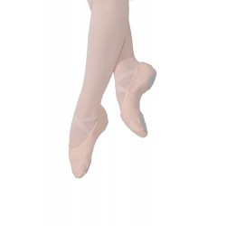 Roch Valley Stretch Canvas Split Sole Ballet Shoe (Size 6-11)