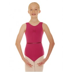 Roch Valley Cotton Sheree Sleeveless Leotard (Size 1-3a)