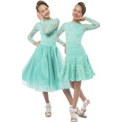 Sasuel Elsa 3 Piece Competition Dress