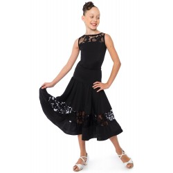 Sasuel Ballroom Practice Skirt Felicia