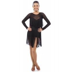 Sasuel Ciara Practice Fringe Shorts