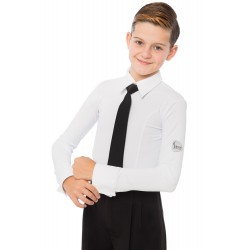 Sasuel Juvenile Body Shirt with Curved Seams