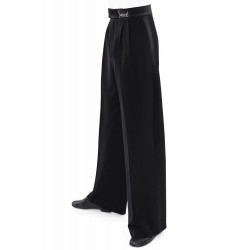 Sasuel Latin Trousers Double Pleated