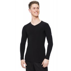 Sasuel Mens Practice V Neck Top