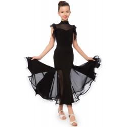 Sasuel Ballroom Practice Skirt Rita