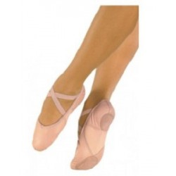 So Danca BAE 11 Childrens Split Sole Leather Ballet Shoes