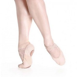 So Danca BAE 13 Childrens Split Sole Canvas Ballet Shoe