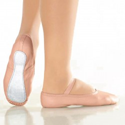 So Danca BAE 14 Childrens Full Sole Leather Ballet Shoe