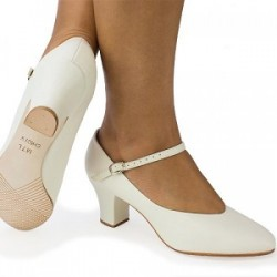 So Danca CH 50 IV Bridal Character Shoes
