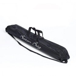Tappers & Pointers Black Baton Bag