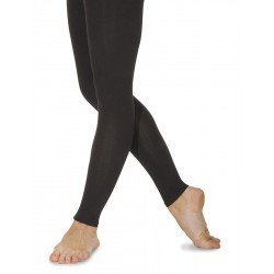 Tappers & Pointers Cotton Lycra Footless Tights