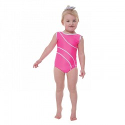 Tappers & Pointers DEL/1 Sleeveless Leotard