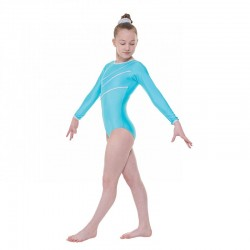 Tappers & Pointers DEL/3 Long Sleeve Leotard
