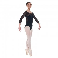 Tappers & Pointers ELE/1 ¾ Sleeve Leotard