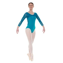 Tappers & Pointers ELE/2 ¾ Sleeve Leotard