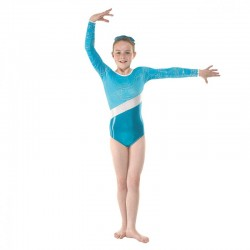 Tappers & Pointers GYM/32 Long Sleeve Leotard