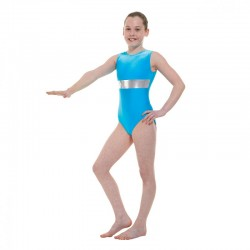 Tappers & Pointers Combi Sleeveless Leotard (Size 3 & 4)