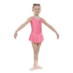 Tappers & Pointers Junior Skirted Leotard - Girls