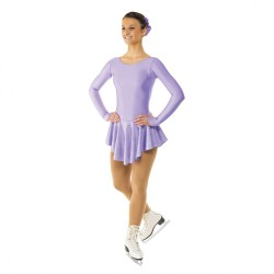 Tappers & Pointers Round Neck Scoop Back Skating Dress