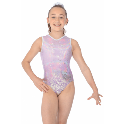 The Zone Ariana Sleeveless Leotard (Size 24-32)