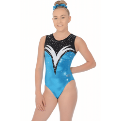 The Zone Athena Sleeveless Leotard (Size 34-38)